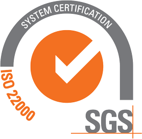 ISO 22000 System Certification